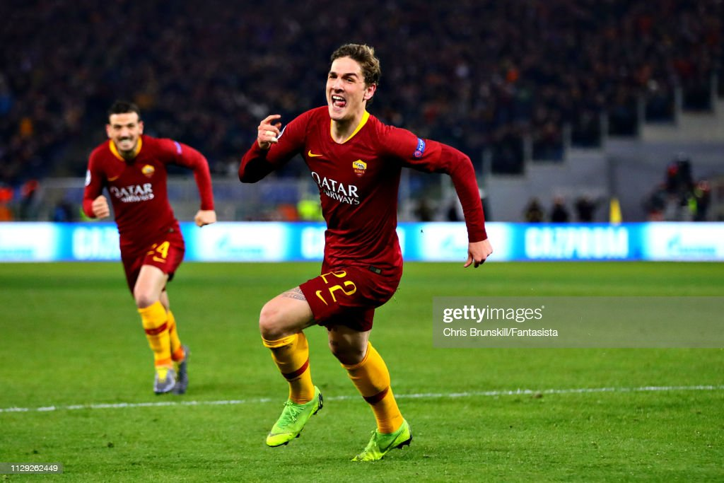 AS Roma v FC Porto - UEFA Champions League Round of 16: First Leg : Fotografía de noticias