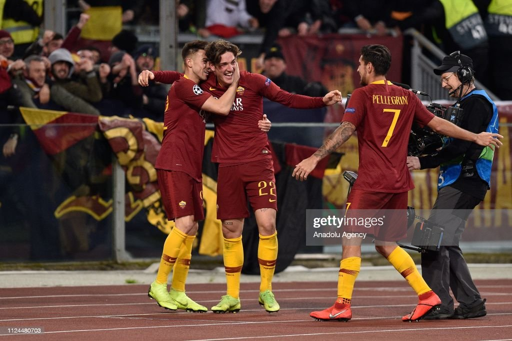 AS Roma v FC Porto - UEFA Champions League : News Photo