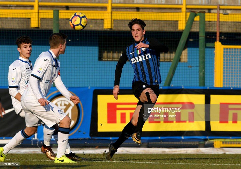 FC Internazionale U19 v Atalanta BC U19 - Primavera TIM Cup : News Photo
