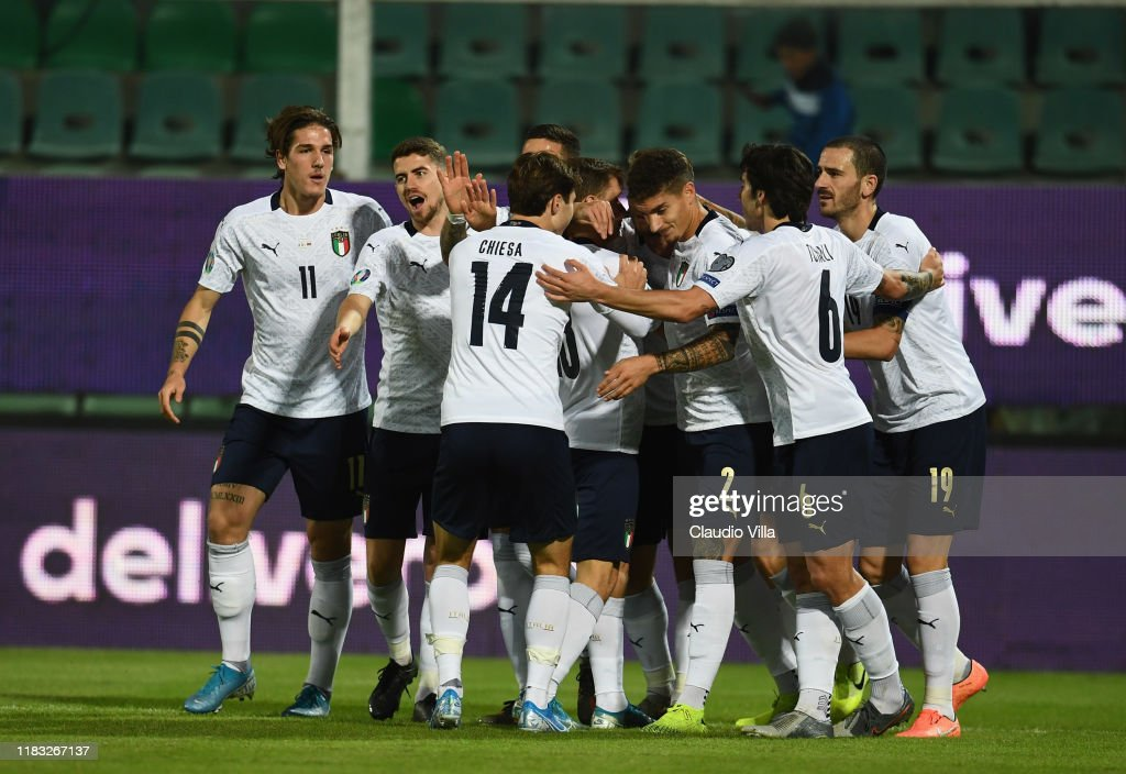 Italy v Armenia - UEFA Euro 2020 Qualifier : News Photo