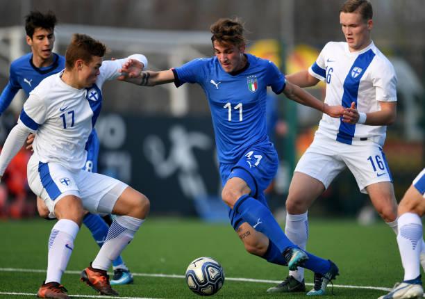 Finland U19 VS Italy U19