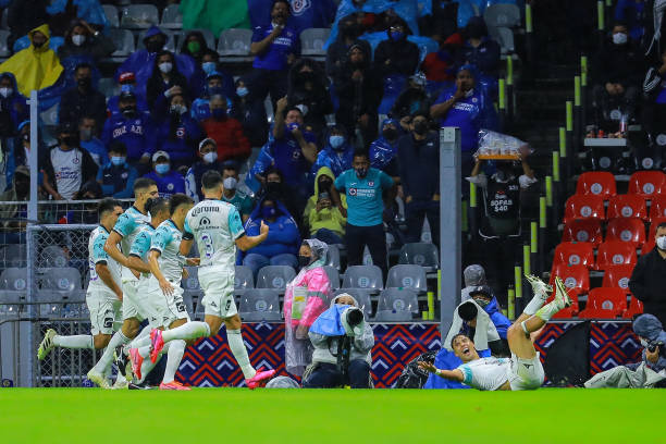 MEX: Cruz Azul v Mazatlan FC - Torneo Grita Mexico A21 Liga MX