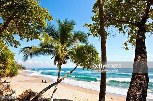 nicoya peninsula - tambor. ocean view - guanacaste fotografías e imágenes de stock