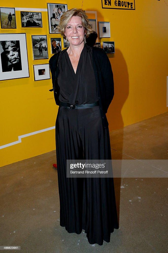 'La Fondation Cartier Pour L'Art Contemporain' Celebrates Its 30th Anniversary In Paris