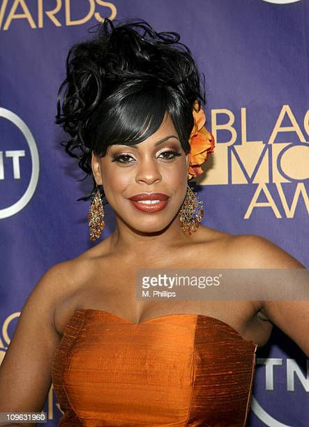 Niecy Nash 12556_MP_0068JPG during 2006 TNT Black Movie Awards Red Carpet at Wiltern Theatre in Los Angelses California United States