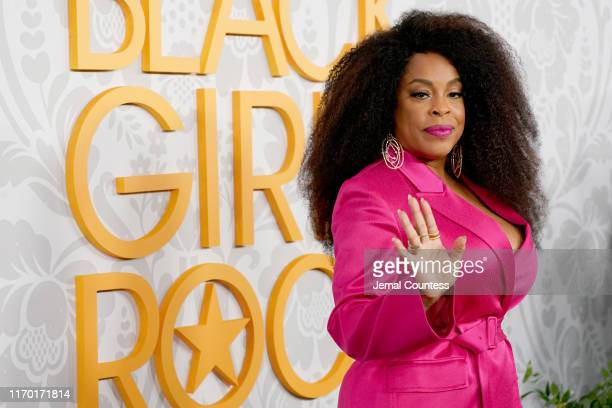 Niecy Nash attends Black Girls Rock 2019 Hosted By Niecy Nash at NJPAC on August 25 2019 in Newark New Jersey