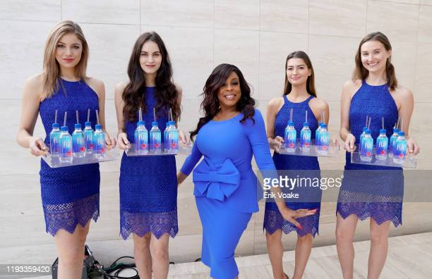 Niecy Nash attends FIJI Water at The Hollywood Reporter's 28th Annual Women in Entertainment Breakfast at Milk Studios on December 11, 2019 in...