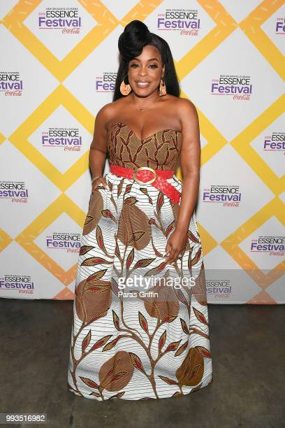 Niecy Nash attends the 2018 Essence Festival presented by CocaCola at Ernest N Morial Convention Center on July 7 2018 in New Orleans Louisiana
