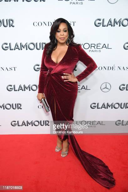 Niecy Nash attends the 2019 Glamour Women Of The Year Awards at Alice Tully Hall on November 11 2019 in New York City