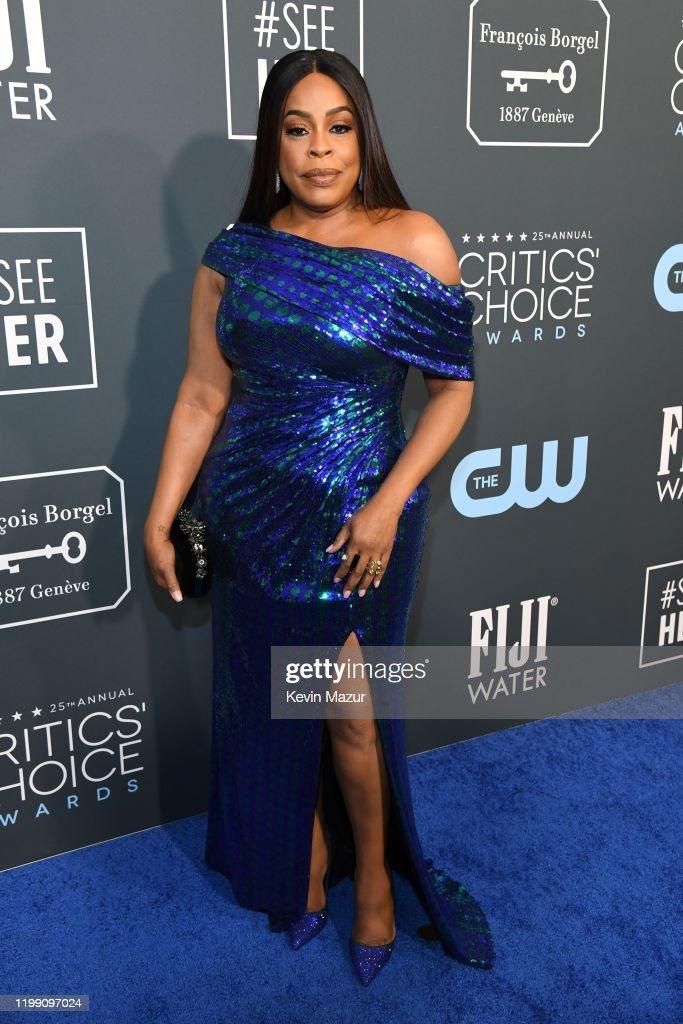 25th Annual Critics' Choice Awards - Red Carpet : News Photo