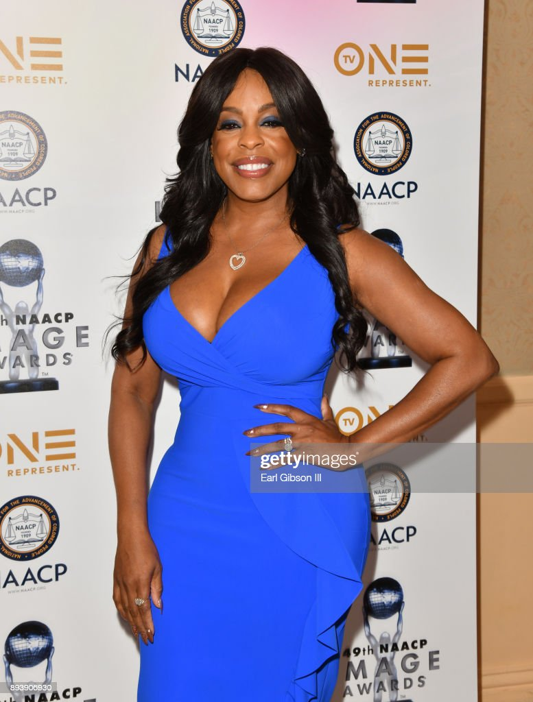 49th NAACP Image Awards Nominees' Luncheon - Arrivals