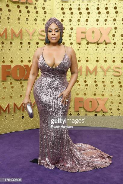 Niecy Nash attends the 71st Emmy Awards at Microsoft Theater on September 22, 2019 in Los Angeles, California.
