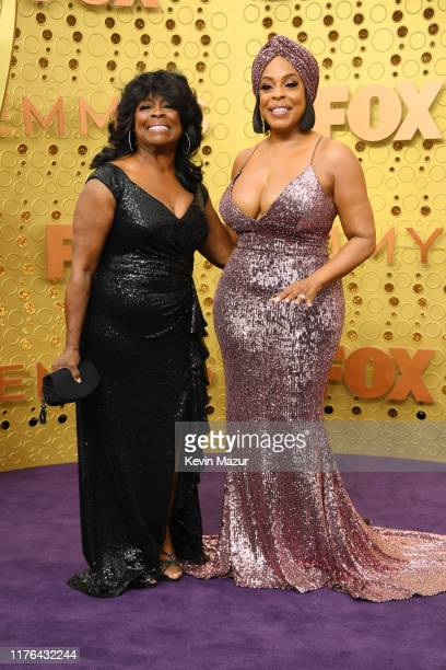 Niecy Nash attends the 71st Emmy Awards at Microsoft Theater on September 22 2019 in Los Angeles California