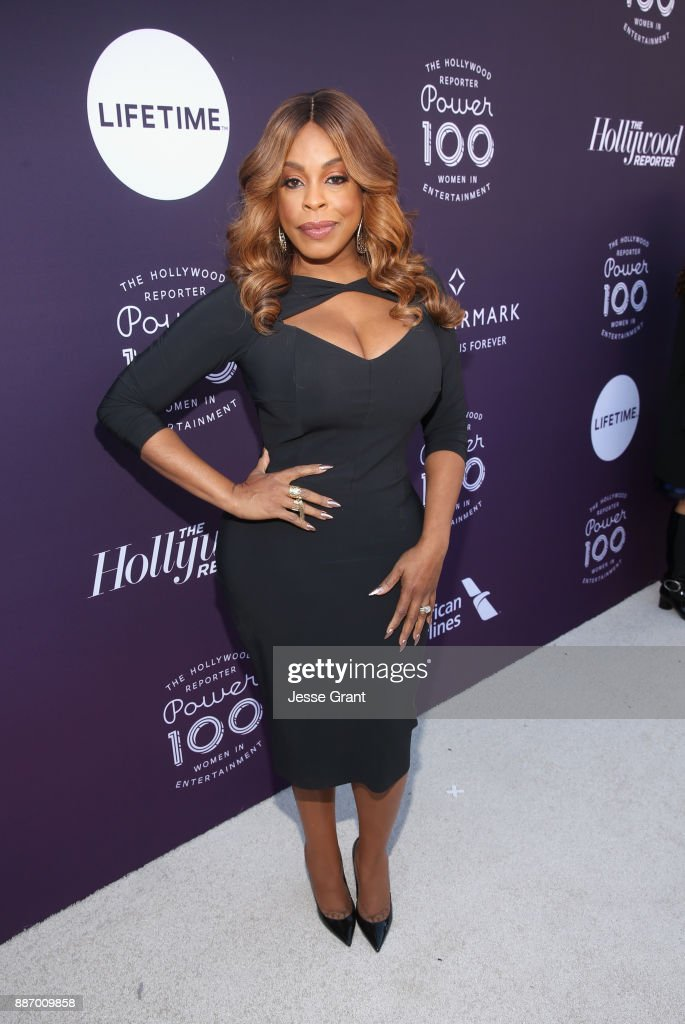 Niecy Nash attends The Hollywood Reporter's 2017 Women In Entertainment Breakfast at Milk Studios on December 6, 2017 in Los Angeles, California.