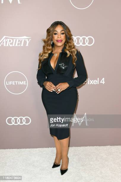 Niecy Nash attends Variety's 2019 Power of Women: Los Angeles presented by Lifetime at the Beverly Wilshire Four Seasons Hotel on October 11, 2019 in...