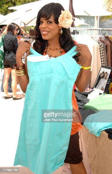 Niecy Nash during 2007 Silver Spoon MTV Movie Awards Gifting Suite Day 1 in Los Angeles California United States Photo by JeanPaul...