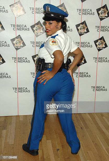 "Niecy Nash during The Tribeca Cinema Series Hosts a Special Screening of ""Reno 911!: Miami"" - February 21, 2007 at Tribeca Cinemas Gallery in New..."
