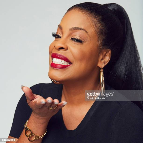 Niecy Nash of Turner Networks 'Claws' poses for a portrait during the 2017 Summer Television Critics Association Press Tour at The Beverly Hilton...