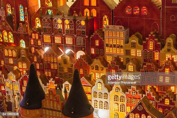 niederegger pastry and marzipan shop - marzipan stock pictures, royalty-free photos & images