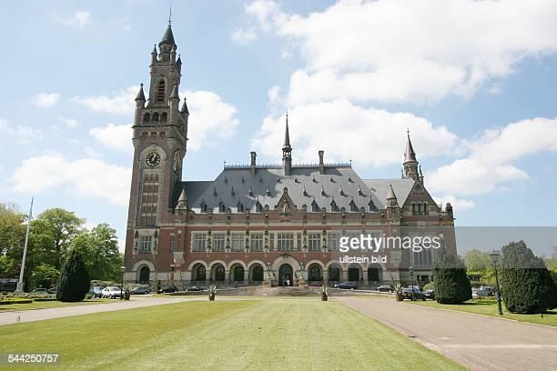 Vredespaleis Internationaler Gerichtshof der Vereinten Nationen