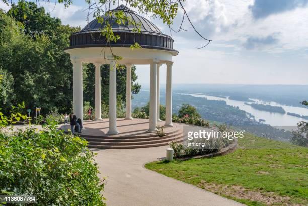Niederwaldtempel monument in Rudesheim, Germany