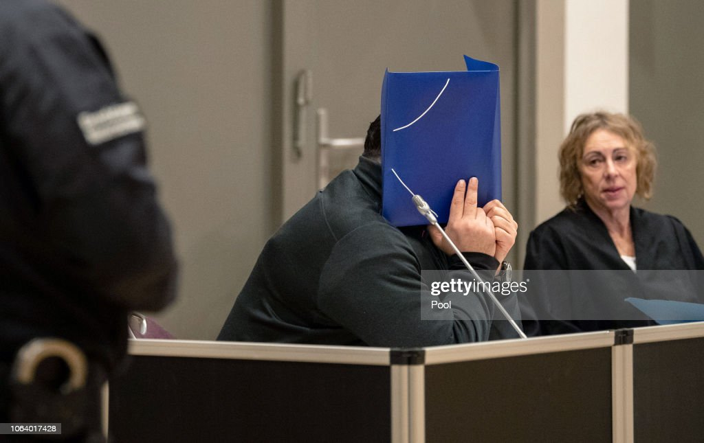 Niels Högel Trial Over 99 More Murders Begins : News Photo