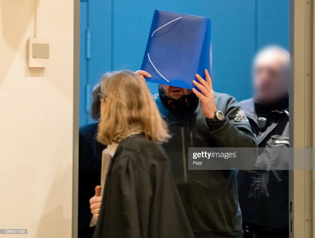 Niels Högel Trial Over 99 More Murders Begins : News Photo