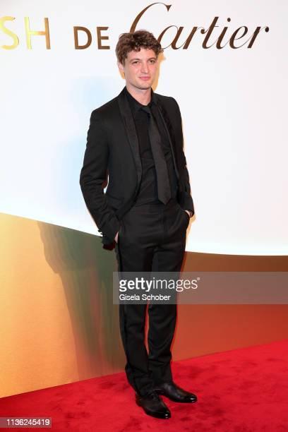 Niels Schneider during the Clash de Cartier event at la Conciergerie on April 10 2019 in Paris France