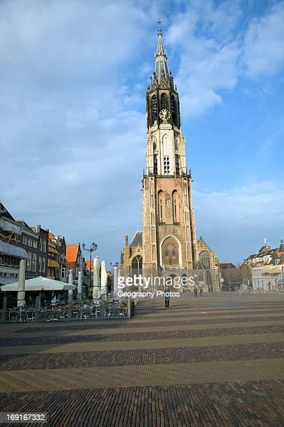 Nieuwe Kerk Delft Netherlands