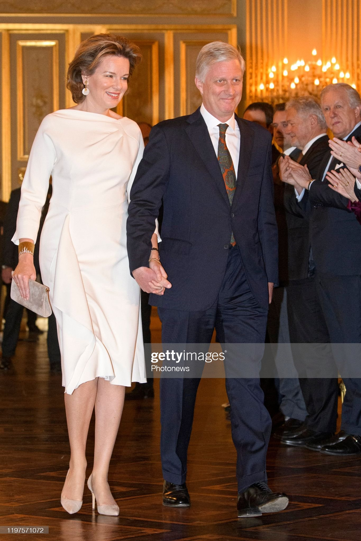 nieuwjaarsreceptie-van-het-koninklijk-paleis-rception-du-nouvel-an-du-picture-id1197571072