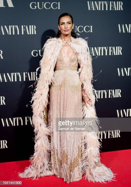 Nieves Alvarez attends 'Vanity Fair's Personality of the Year' Awards at Royal Theatre on September 26 2018 in Madrid Spain