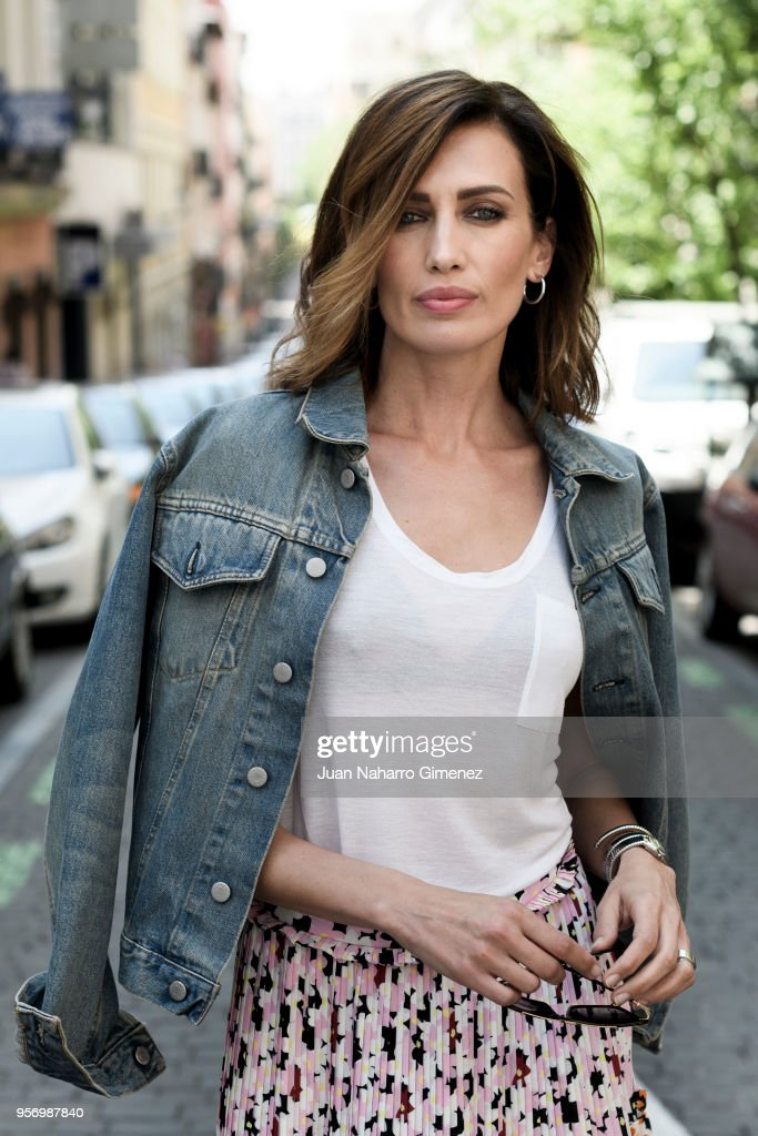 Nieves Alvarez Portrait Session