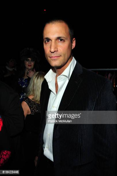 Nigel Barker attends American Red Cross Concern Worldwide and The Edeyo Foundation Fundraiser at 1 OAK on January 21 2010 in New York City