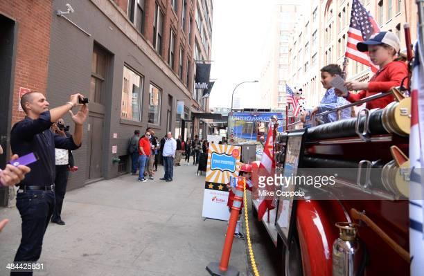 Nigel Barker attends Safe Kids Day New York City 2014 on April 12 2014 in New York City