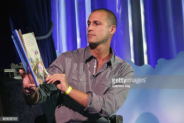 NIgel Barker attends the Kids for Kids celebrity carnival benefiting the Elizabeth Glaser Pediatric AIDS Foundation at the Park Avenue Armory on...