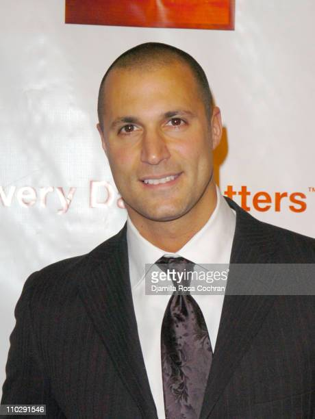 Nigel Barker during Jewel and Andie MacDowell Host the Unveiling of JCPenney's New Brand Positioning February 13 2007 at Hammerstein Ballroom in New...