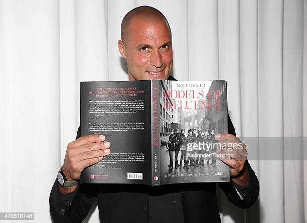Nigel Barker is seen at the AC Miami Beach VIP Preview on June 7 2015 in Miami Beach Florida