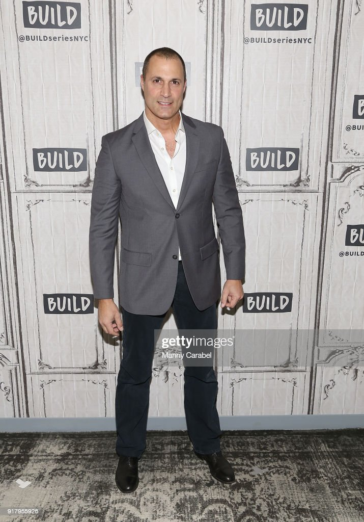 Nigel Barker visits the Build Series at Build Studio on February 13, 2018 in New York City.