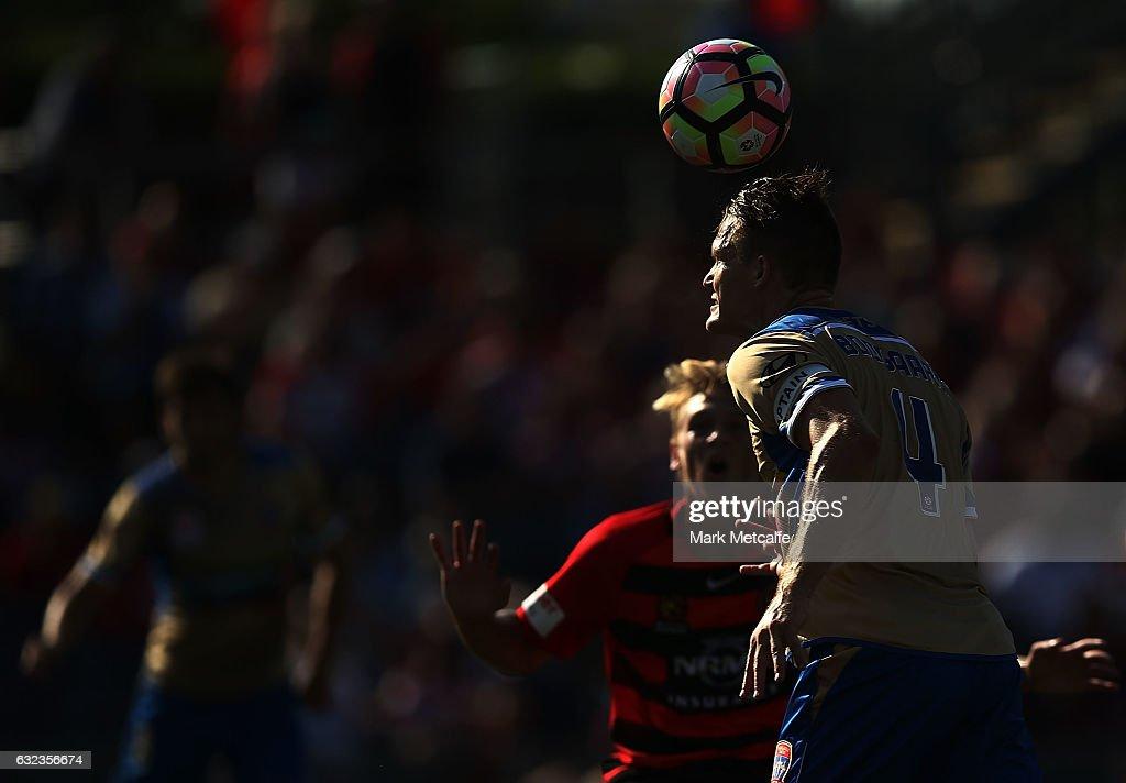 A-League Rd 16 - Western Sydney v Newcastle