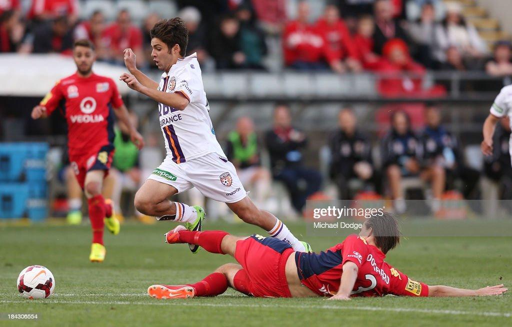 A-League Rd 1 - Adelaide v Perth