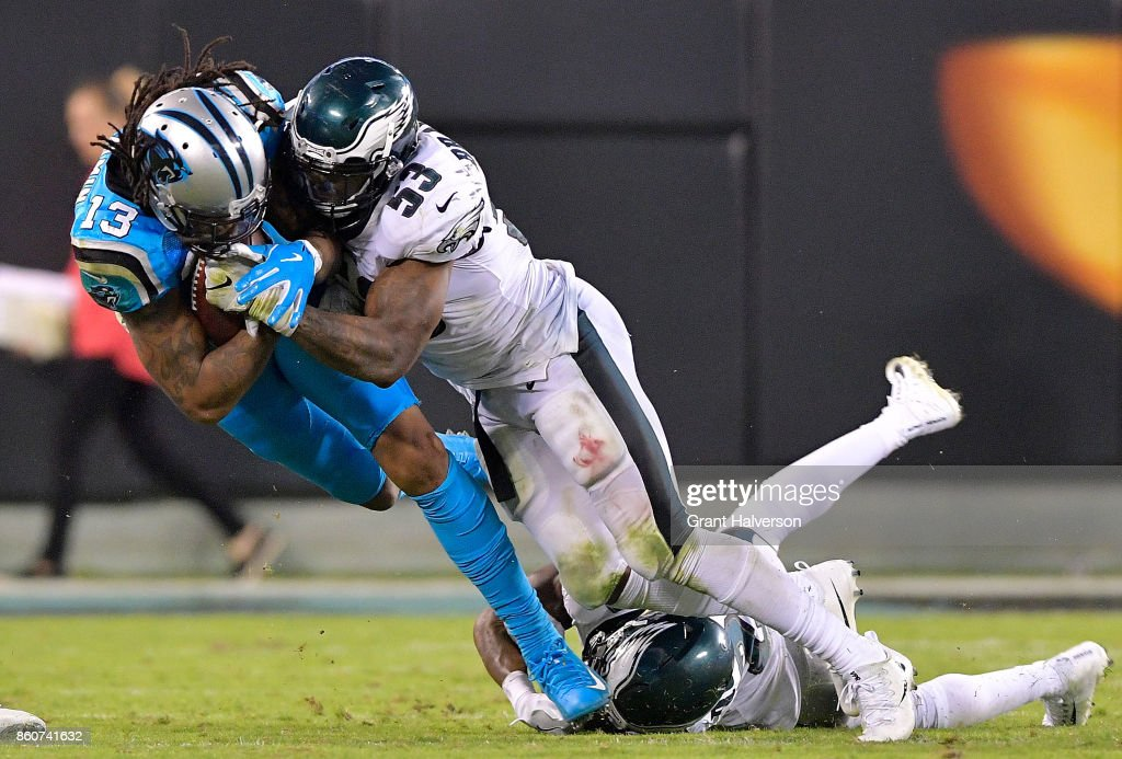 Philadelphia Eagles vCarolina Panthers