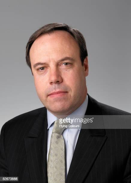 Nigel Dodds, DUP Member of Parliament for Ulster North Belfast.