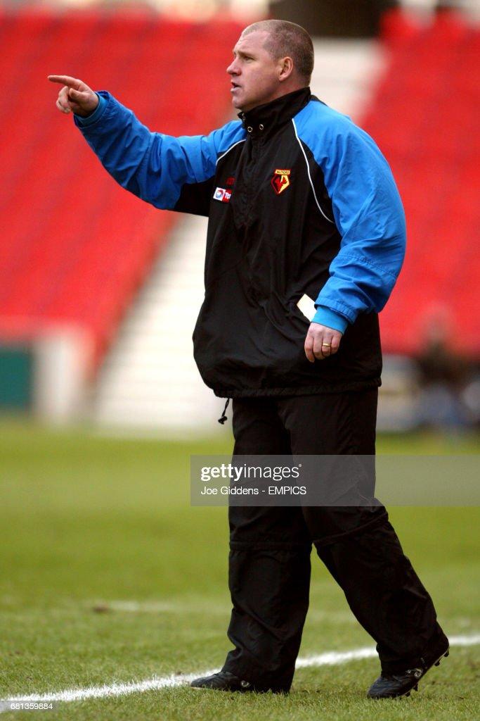 Nigel Gibbs, Watford coach