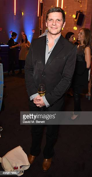 Nigel Harman attends a Gala Performance of wonderland in aid of NT Connections at The National Theatre on December 3 2015 in London England