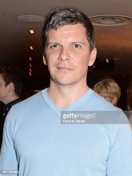 Nigel Harman attends the press night performance of Memphis The Musical at The Floridita on October 23 2014 in London England