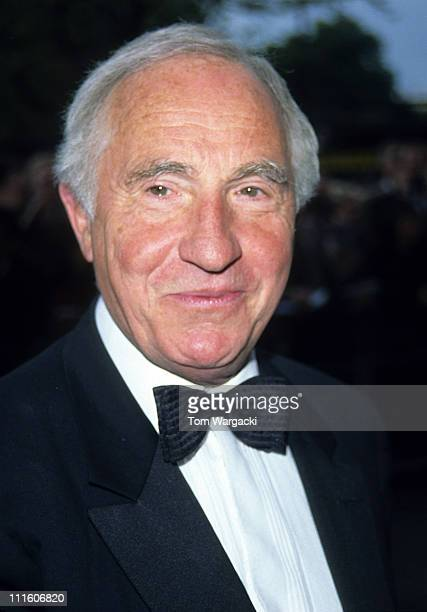 Nigel Hawthorne during The 50th Anniversary Bafta Awards 1997 in London Great Britain