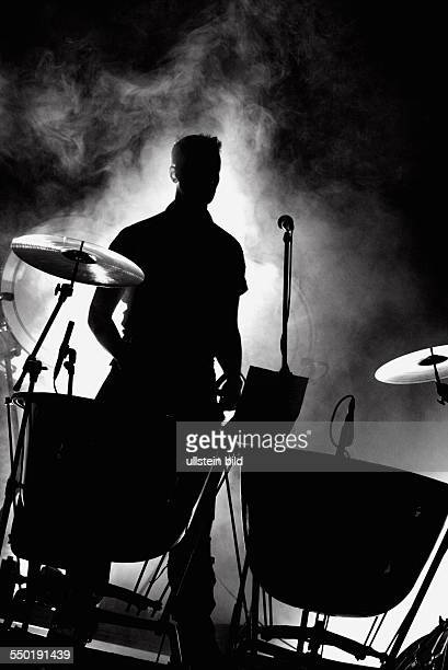 Nigel Humberstone während eines Konzerts im Rahmen des 15 WaveGotikTreffens in Leipzig