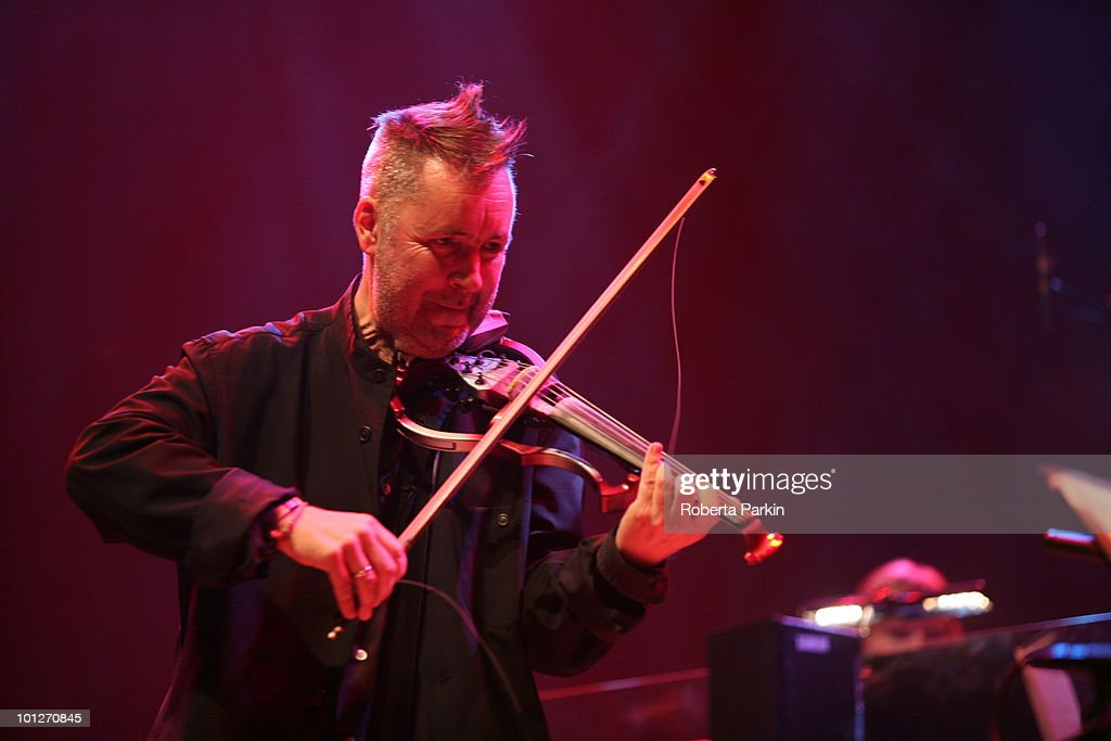 Nigel Kennedy's Orchestra Of Life Perform At Royal Festival Hall In London