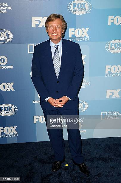 Nigel Lythgoe attends 2015 FOX Programming Presentation at Wollman Rink Central Park on May 11 2015 in New York City