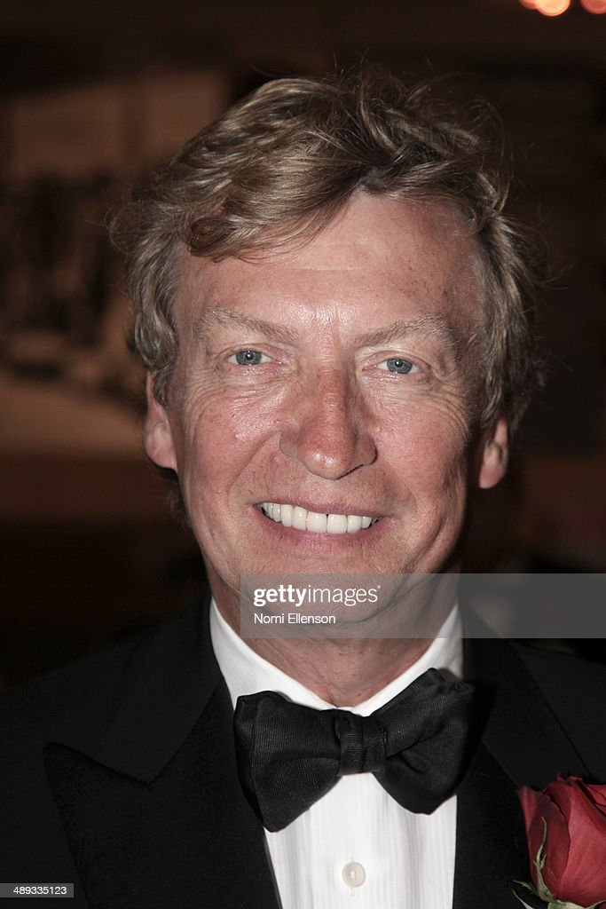 Nigel Lythgoe attends the 2014 Ellis Island Medals Of Honor at Ellis Island on May 10, 2014 in New York City.